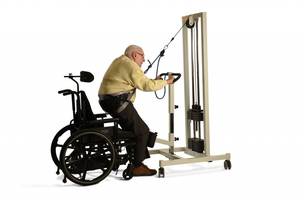 Sit-to-Stand Trainer - NeuroGym Technologies Inc.