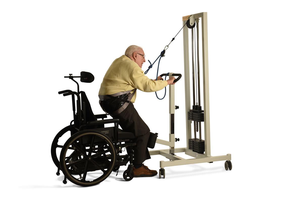 Standing Frames Versus Sit To Stand Trainer Neurogym